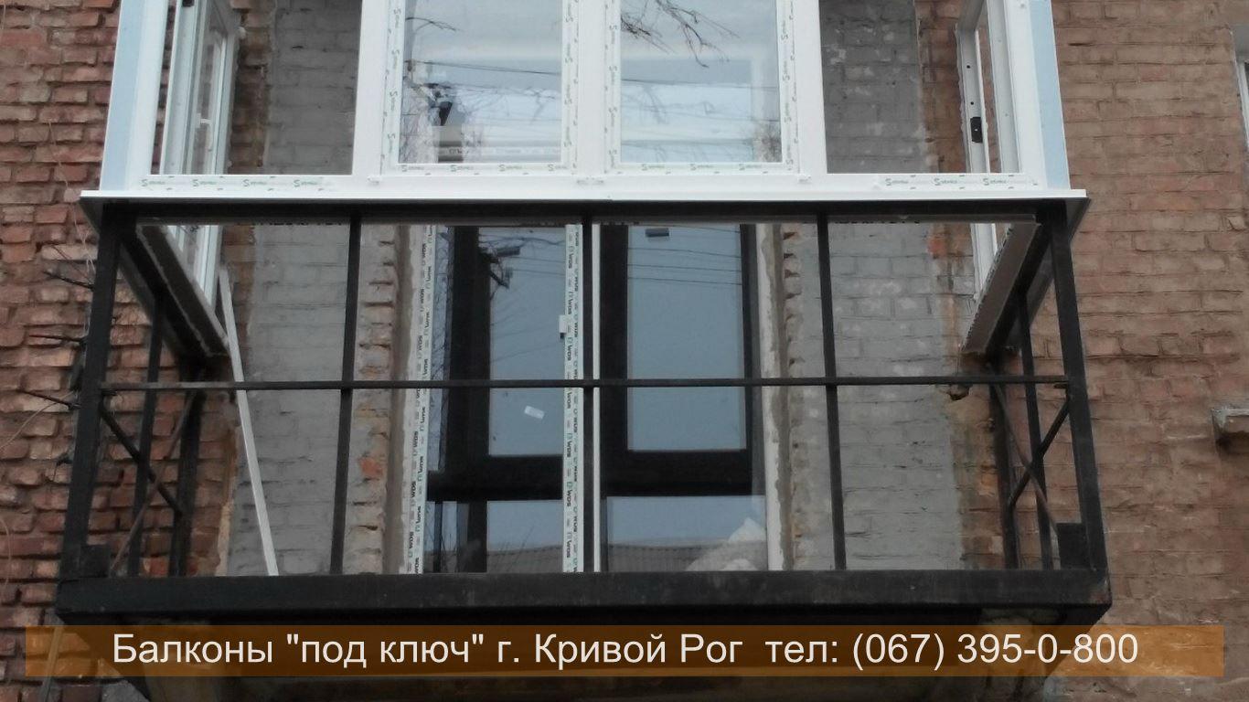 Как выбрать балконные перила