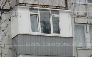 Балконы Кривой Рог Закрытый