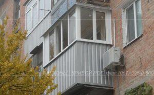 Балконы Кривой Рог Акционные цены