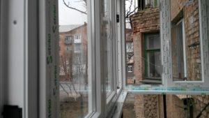 остекление балкона лоджии кривой рог фото