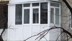 Заказать французский балкон в Кривом Роге