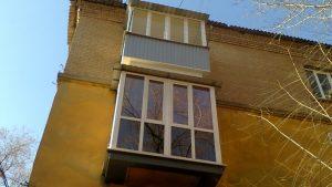 Недорогое остекление балконов