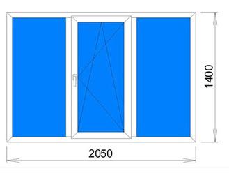 Цены на пластиковые окна Кривой Рог